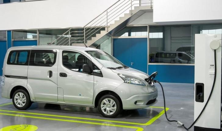 Nissan e-NV200 2015 05