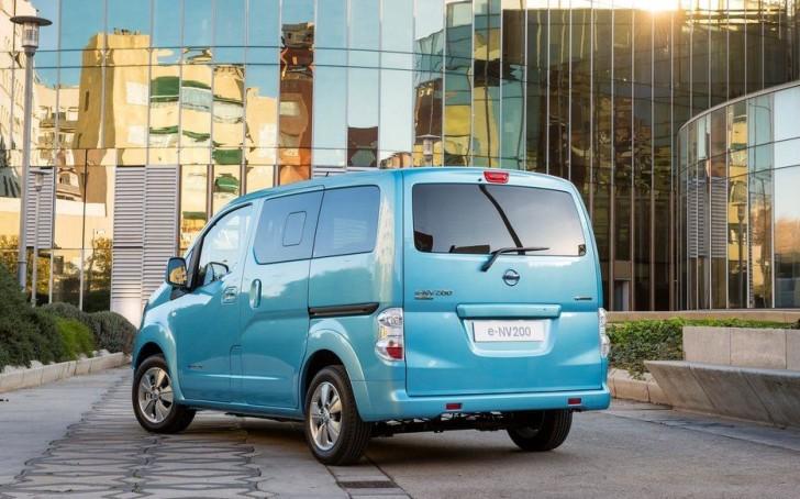 Nissan e-NV200 2015 06
