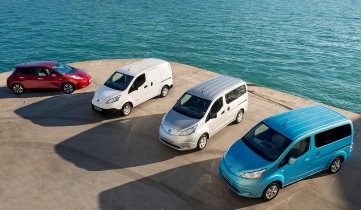 Nissan e-NV200 2015 07