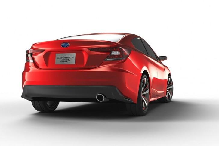 Subaru Impreza Sedan Concept 2015 04