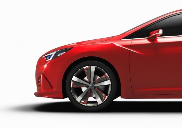 Subaru Impreza Sedan Concept 2015 06