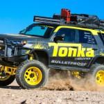 トヨタ「トンカ 4RUNNER」発表;デザイン画像集@SEMA2015