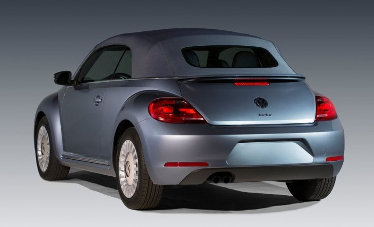 Volkswagen Beetle Denim 2016 03