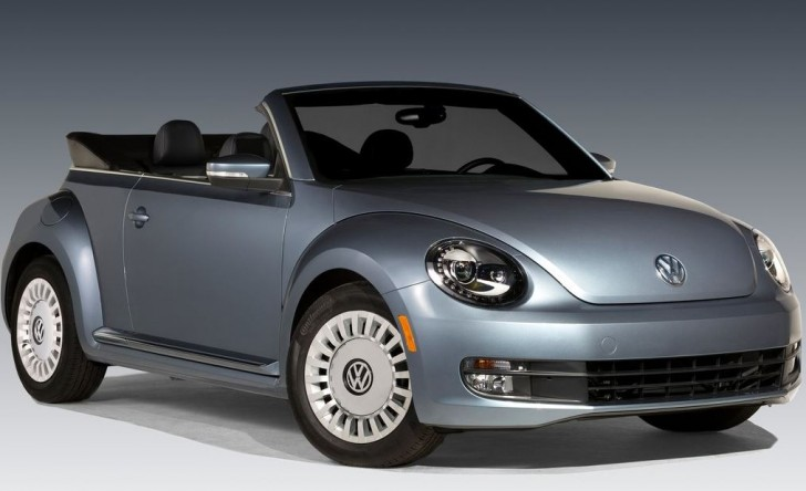 Volkswagen Beetle Denim 2016 04