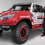 ホンダ「新型Ridgeline Baja Race Truck」発表;デザイン画像集@SEMA