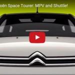 シトロエン「新型スペースツアラー」=トヨタと共同開発の新型「商用ミニバン」発表;デザイン画像集