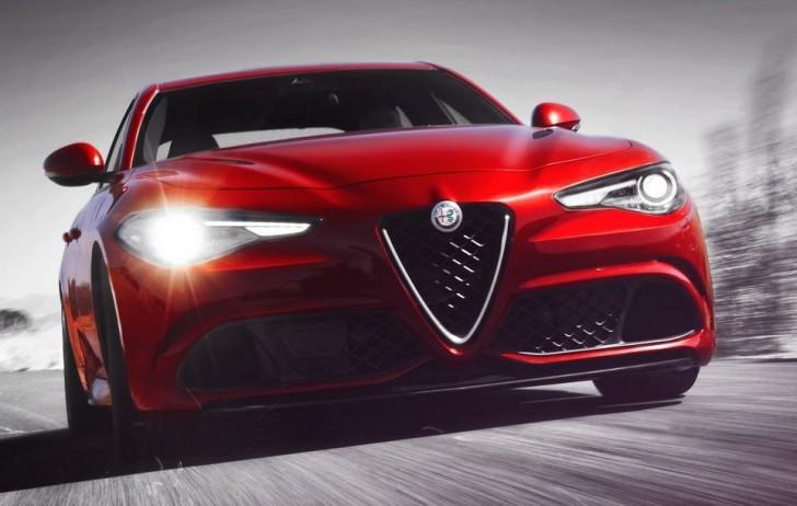 Alfa Romeo Giulia 2016 02