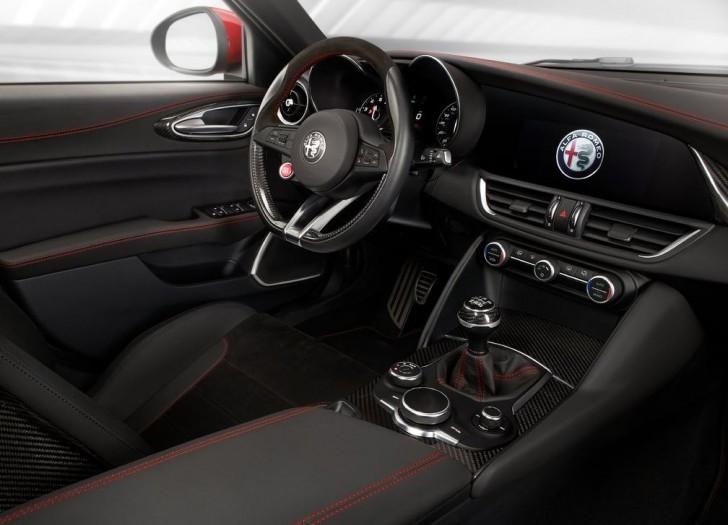 Alfa Romeo Giulia 2016 06