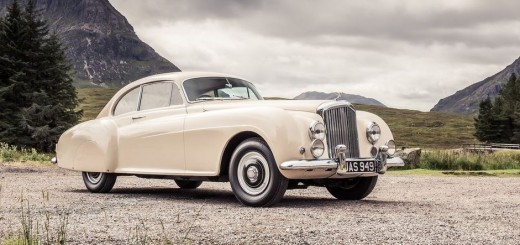 Bentley R-Type Continental 1953 01