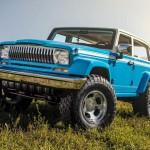 ジープ「Jeep Chief Concept 2016」が市販化へ?;デザイン画像集!