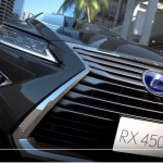 レクサス「新型RX 2016」;公式ドライビング&デザインムービー【動画】