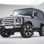 Overfinch Land Rover Defender 40th Anniversary Edition;デザイン画像集