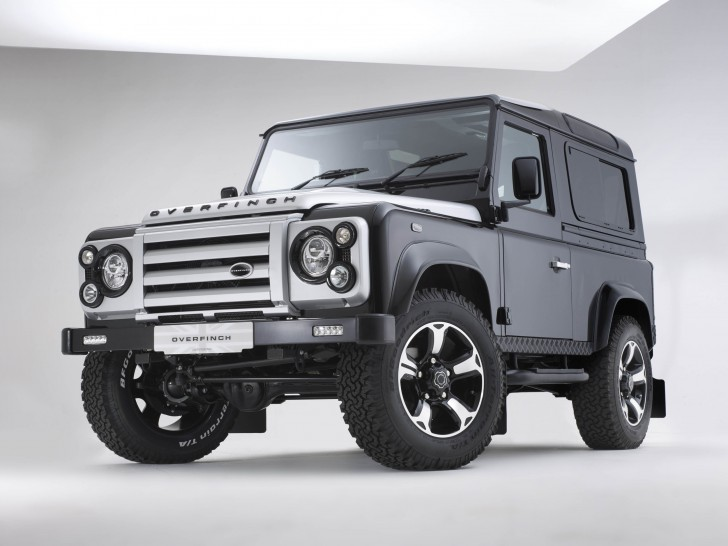 Land Rover Defender 40th Anniversary 01