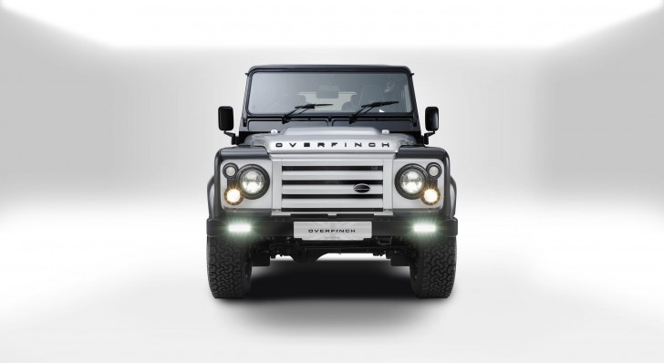 Land Rover Defender 40th Anniversary 02
