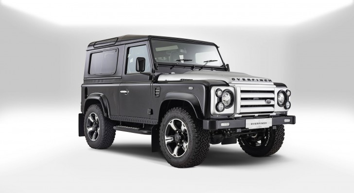 Land Rover Defender 40th Anniversary 03