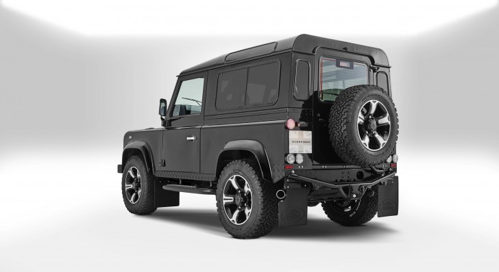 Land Rover Defender 40th Anniversary 04