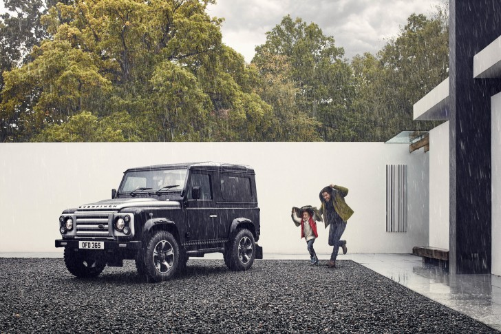 Land Rover Defender 40th Anniversary 06