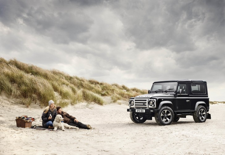 Land Rover Defender 40th Anniversary 09