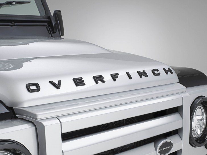 Land Rover Defender 40th Anniversary 10