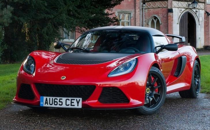 Lotus Exige Sport 350 2016 01
