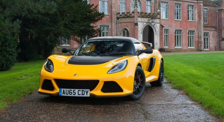 Lotus Exige Sport 350 2016 03