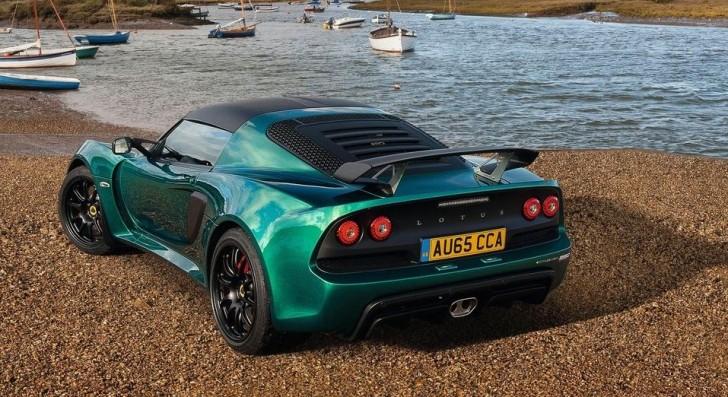 Lotus Exige Sport 350 2016 07