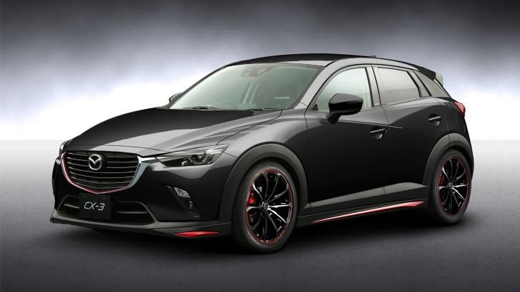 Mazda at 2016 Tokyo Auto Salon 05