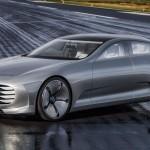メルセデスベンツ「新型 IAA Concept 2015」デザイン画像集