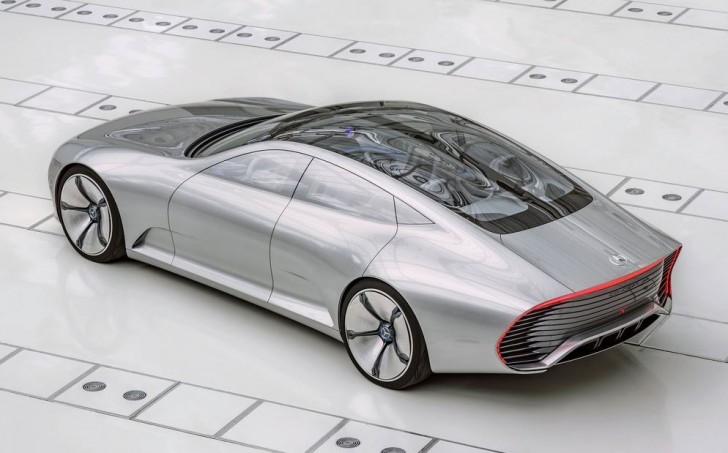 Mercedes-Benz IAA Concept 2015 04