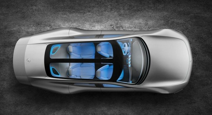 Mercedes-Benz IAA Concept 2015 08