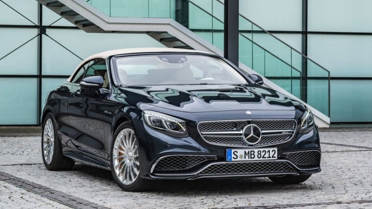 Mercedes-Benz S65 AMG Cabriolet 2017 01