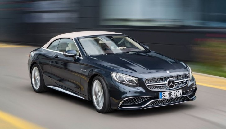 Mercedes-Benz S65 AMG Cabriolet 2017 02