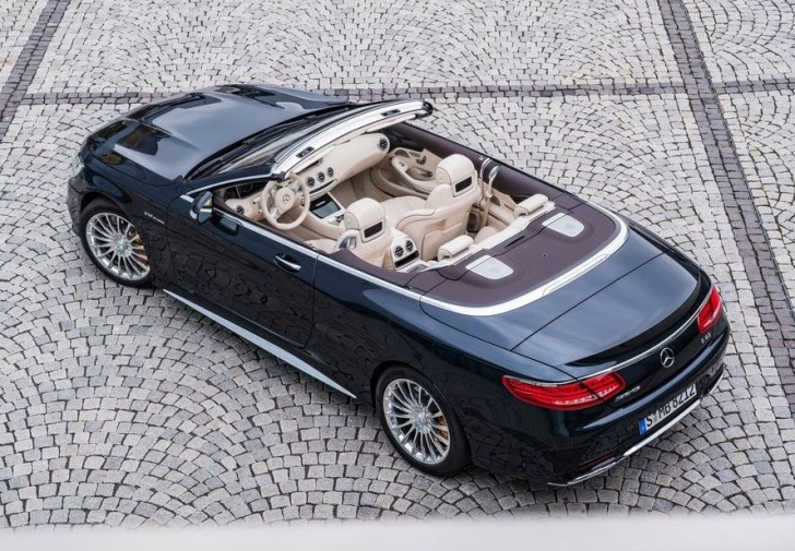 Mercedes-Benz S65 AMG Cabriolet 2017 04
