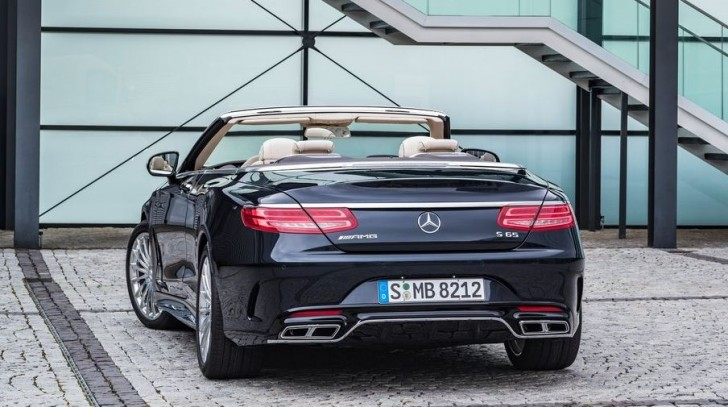 Mercedes-Benz S65 AMG Cabriolet 2017 05