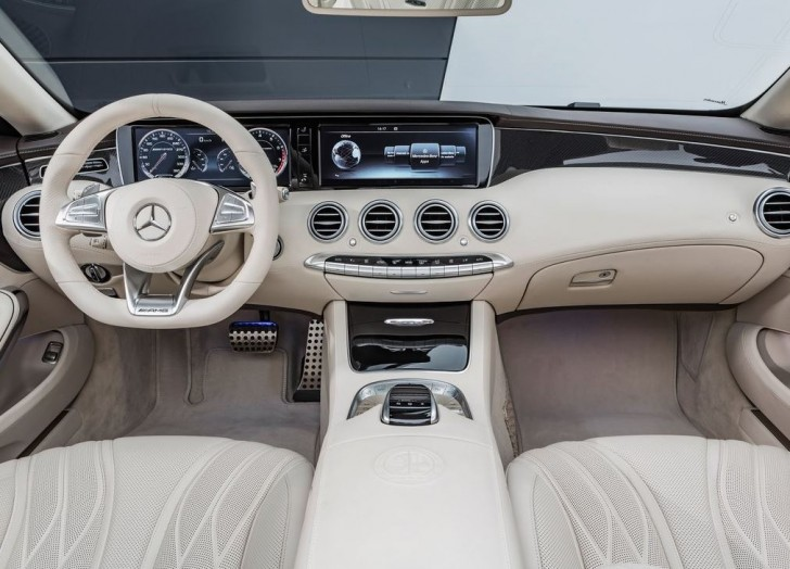 Mercedes-Benz S65 AMG Cabriolet 2017 07