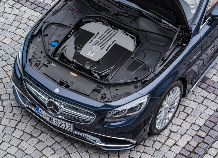Mercedes-Benz S65 AMG Cabriolet 2017 08
