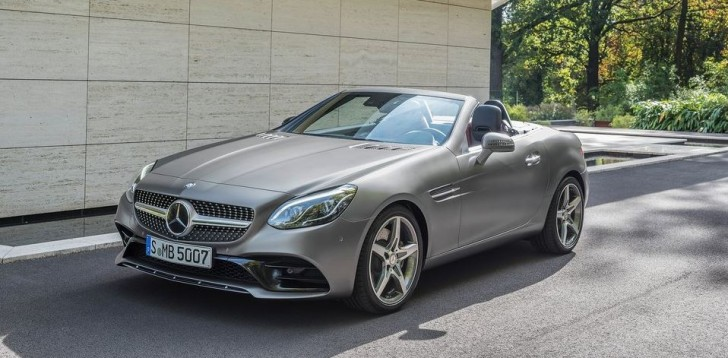 Mercedes-Benz SLC 2017 01