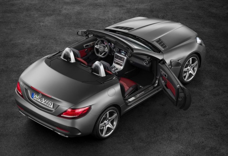 Mercedes-Benz SLC 2017 04
