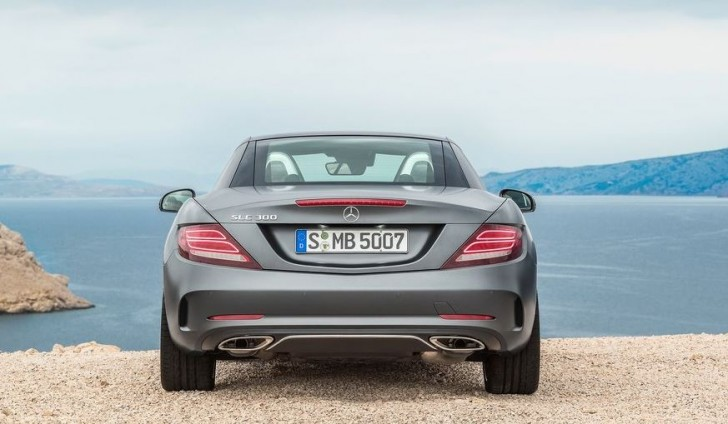 Mercedes-Benz SLC 2017 06