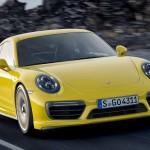 ポルシェ「新型911 Turbo S 2016」デザイン画像集