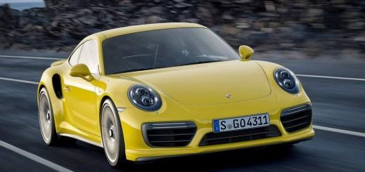 Porsche 911 Turbo S 2016 01