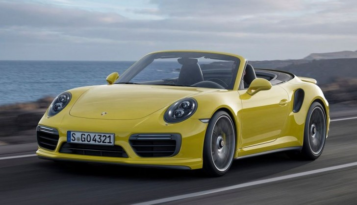 Porsche 911 Turbo S 2016 02