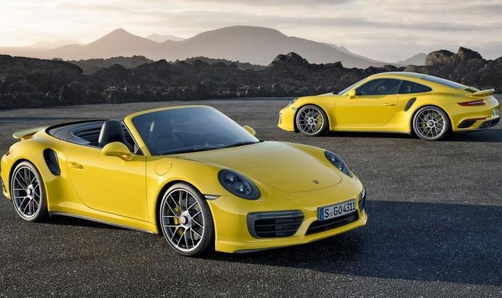 Porsche 911 Turbo S 2016 03