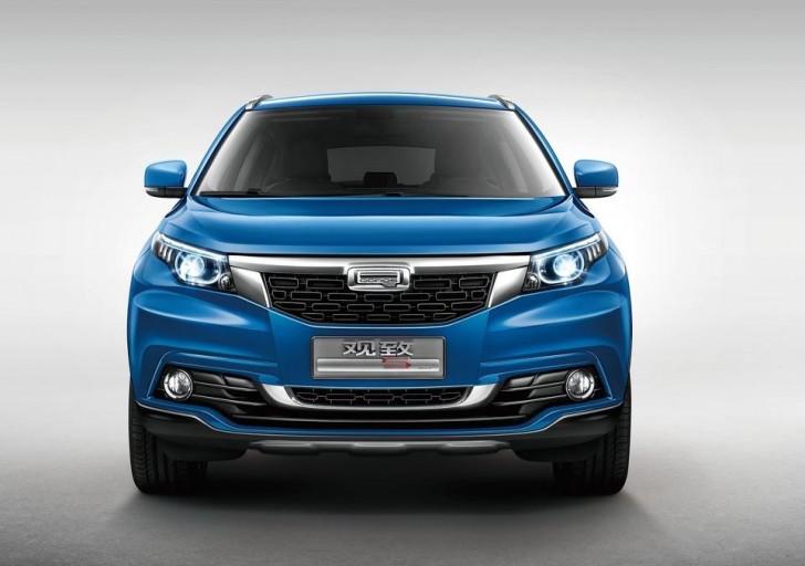 Qoros 5 SUV 2016 02