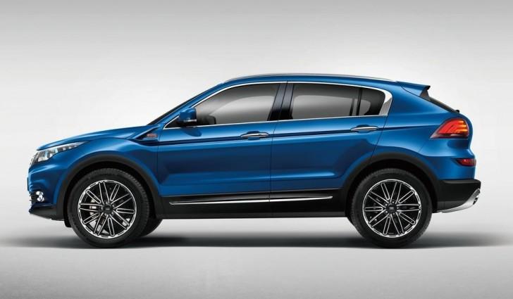 Qoros 5 SUV 2016 03