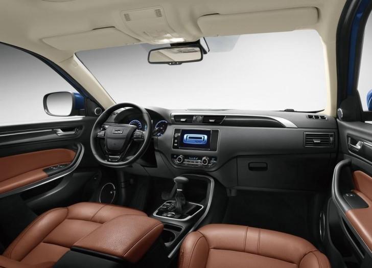 Qoros 5 SUV 2016 05