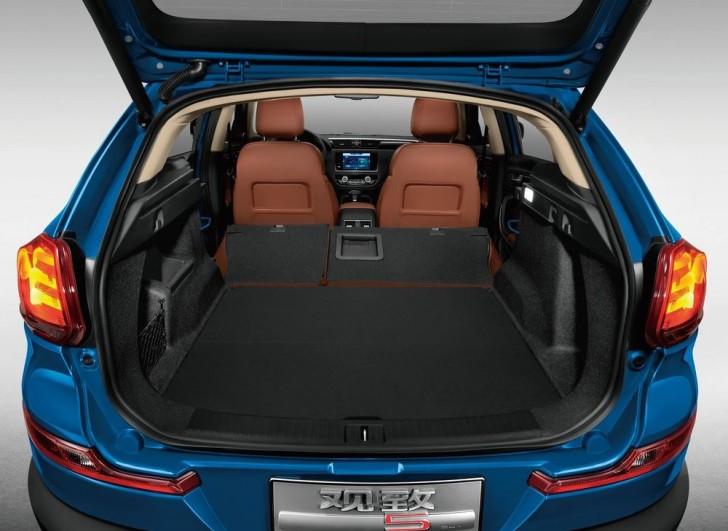 Qoros 5 SUV 2016 06