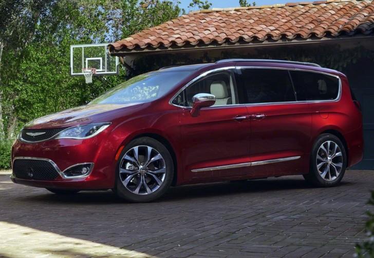 2017 Chrysler Pacifica 00