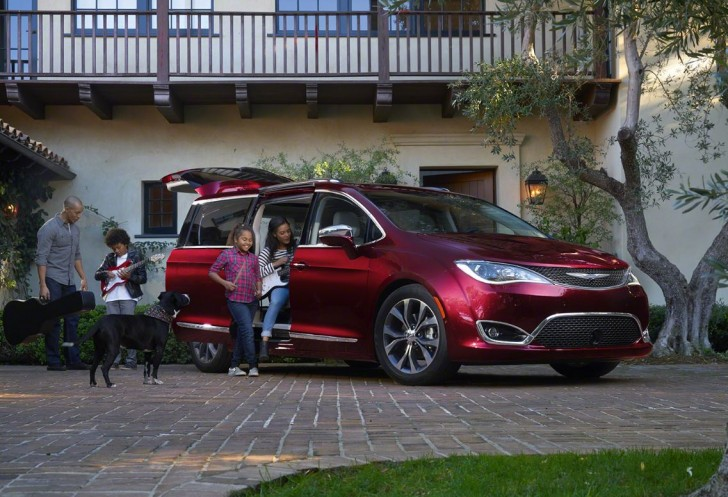 2017 Chrysler Pacifica 10