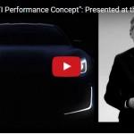 スバル「STI Performance Concept」公式プレゼンテーション動画@NYオートショー